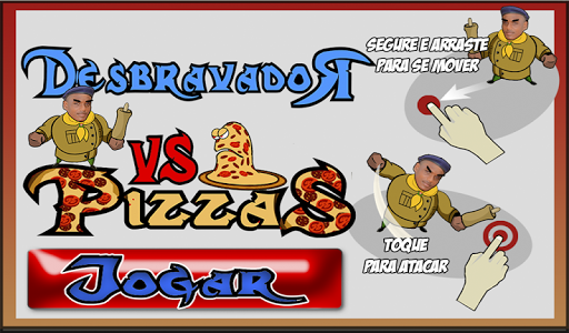 Desbravador Vs Pizzas