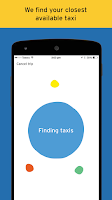 Screenshot of ingogo taxi - Australia wide