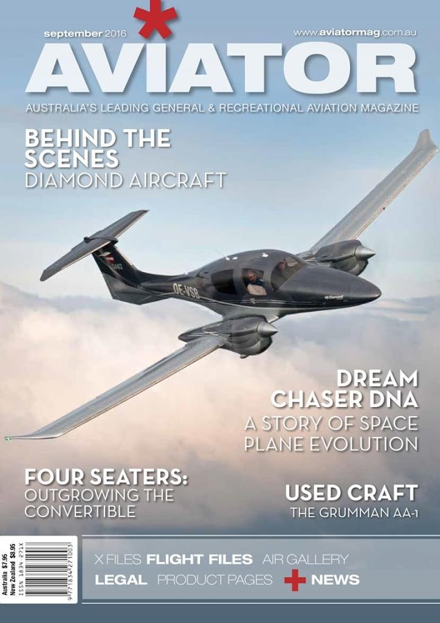 Aviator Magazine- screenshot
