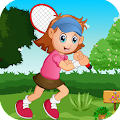 Best Escape Games 12 - Tennis Player Rescue Game