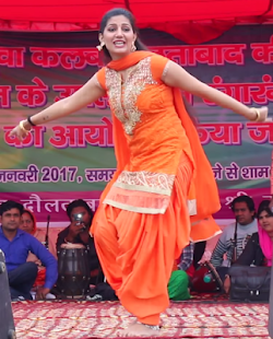 Sapna Choudhary Dance Video Songs (Sapna Dancer)- screenshot thumbnail