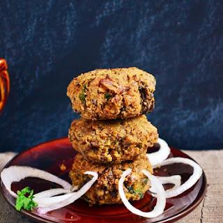 Vegetarian shammi kabab recipe | How to make vegetarian shammi kakab