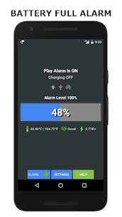 Battery Full Alarm and Battery Low Alarm – No Ads TUE.10032020.03MP00 Latest MOD APK 2