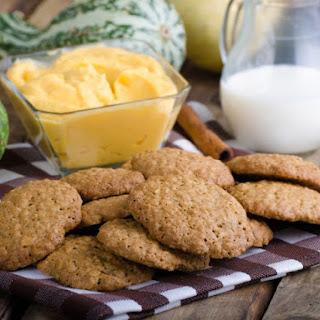 Pumpkin Marshmallow Cookie Dip
