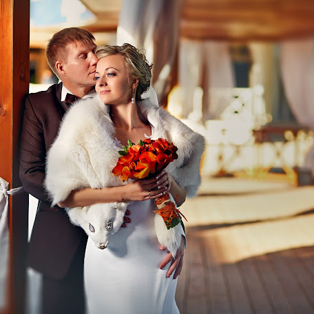 Wedding photographer Andrey Gayduk (GreatSnake). Photo of 03.01.2015