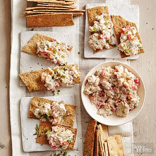 Mediterranean Salmon Spread