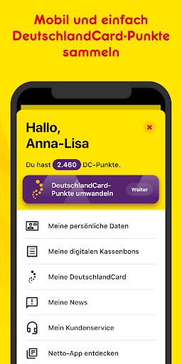 Netto: Angebote & DeutschlandCard Punkte einlösen  screenshots 5