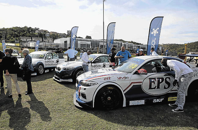 Motor enthusiasts were in for treat when the Sasol GTC activation was held in Abbotsford over the weekend. The National Extreme Motorsport Festival takes place at the East London Grand Prix circuit this weekend