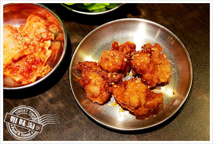槿韓食堂-原味炸雞