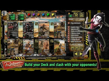 Redemption CCG (Unreleased)- screenshot thumbnail