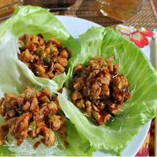 P.F. Chang's Chicken Lettuce Wraps Copycat