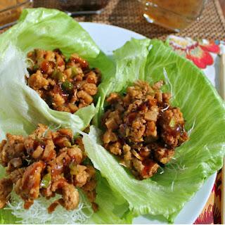 P.F. Chang's Chicken Lettuce Wraps Copycat