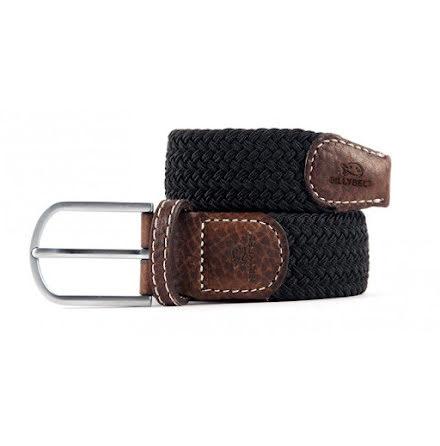 BillyBelt Braid belt black licorice