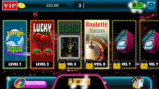 Hawaii Slots - VIP Casino