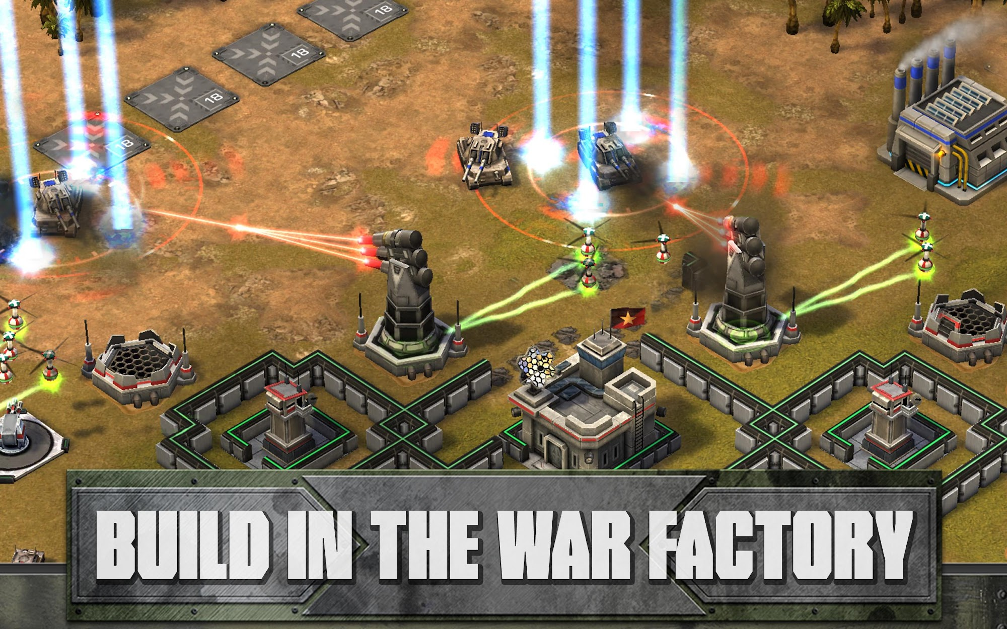 Empires and Allies screenshot #8