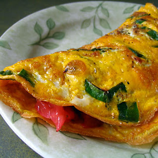 Easy One-egg Omelet