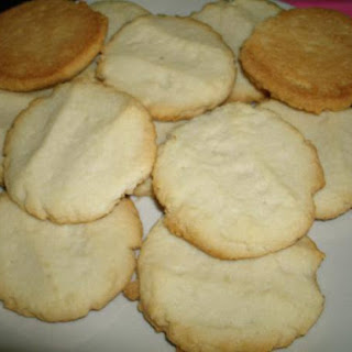 Chicago Public School Cafeteria Butter Cookies
