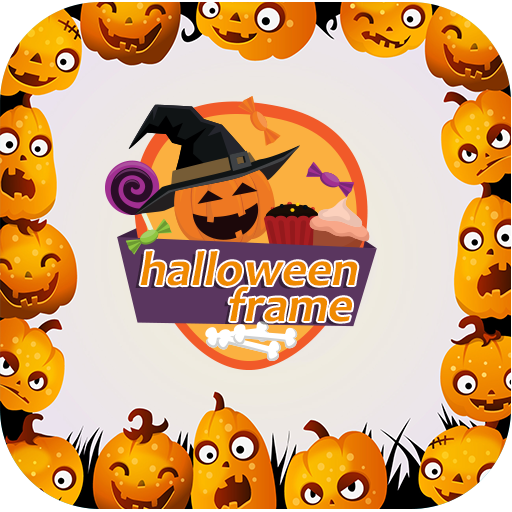Sweet Halloween Frame 遊戲 App LOGO-硬是要APP