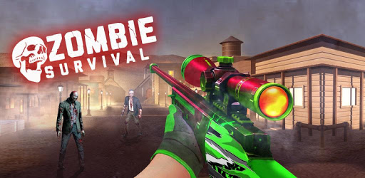 Zombie Survival: Target Zombies Shooting Game 2.0 screenshots 12