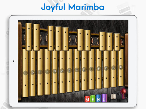 Xylophone, Glockenspiel and Marimba for Free 1.4.1 screenshots 11