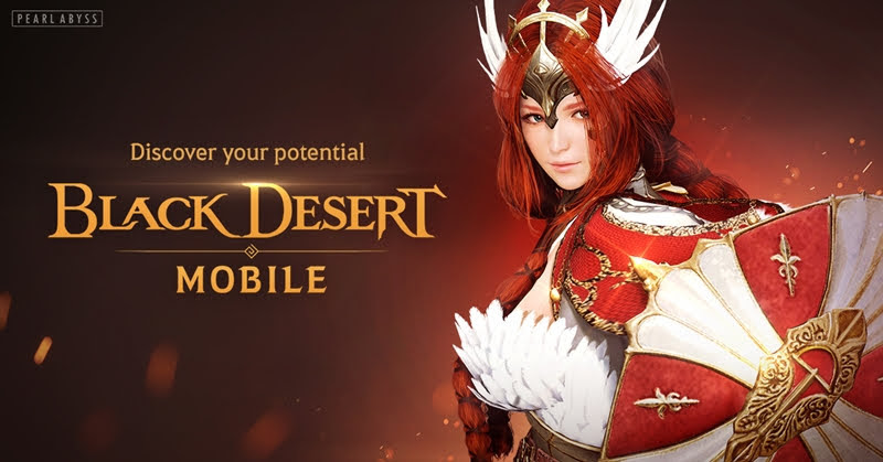 Black Desert Mobile Pocket Gamer