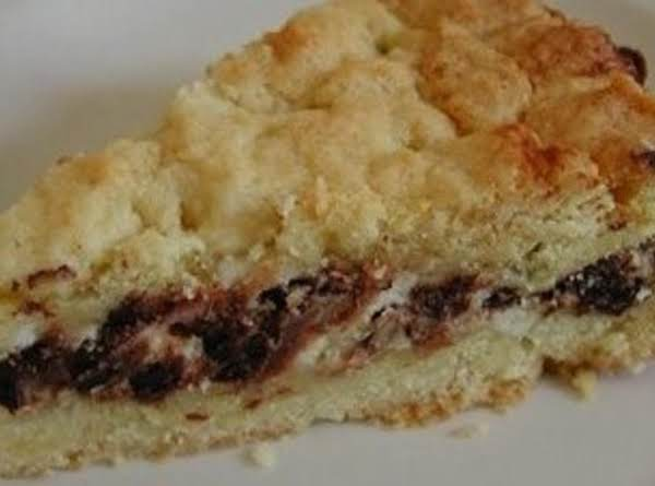 Ricotta Chocolate Chip Torte Recipe