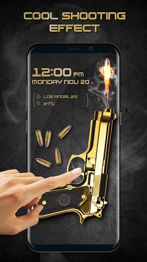 Gun shooting lock screen 9.3.0.2041 screenshots 5