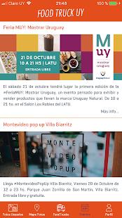 Food Trucks Uruguay - náhled