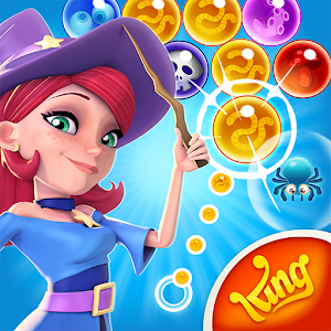 Bubble Witch 2 Saga v1.107.0.0 MOD Unlimited Lives