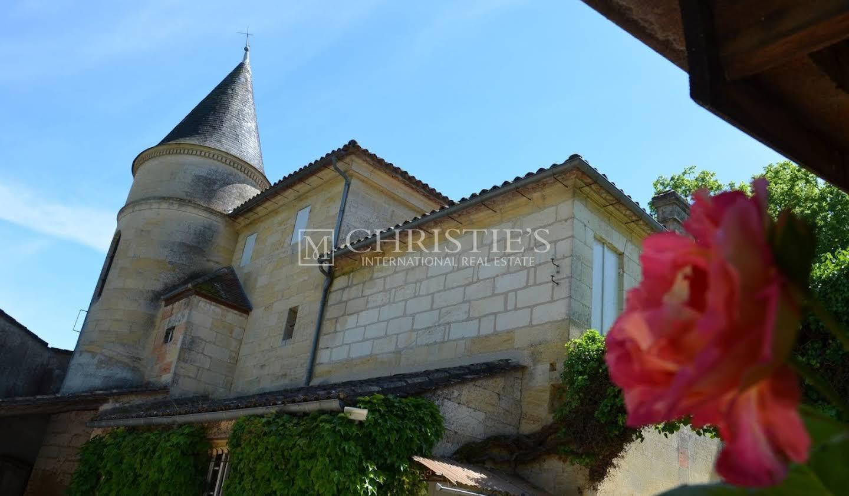 House with garden Saint-Emilion