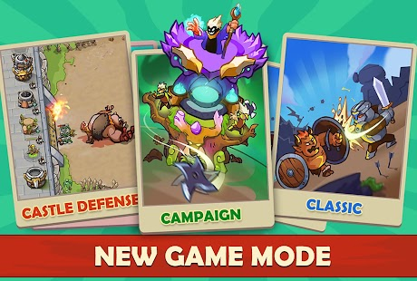 King Of Defense: Battle Frontier (Merge TD) Screenshot