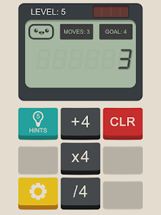 Calculator: The Game- screenshot thumbnail