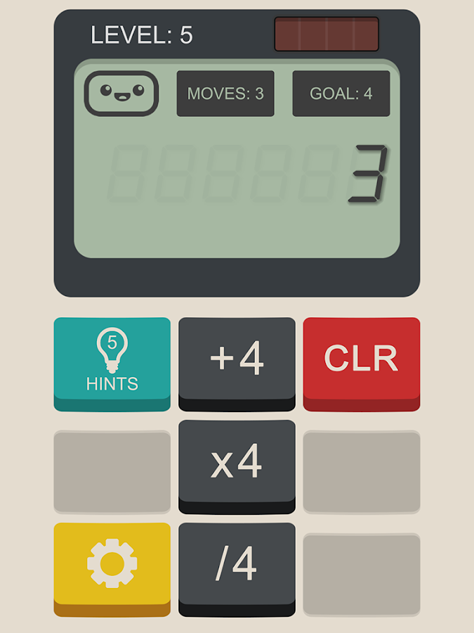 Calculator: The Game- screenshot