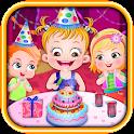 Baby Hazel Birthday Party icon