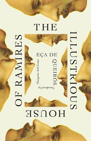 cover image for The Illustrious House of Ramires (New)