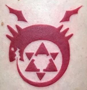 Fullmetal Alchemist Symbolism