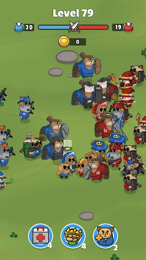Cats Clash - Epic Battle Arena Strategy Game 0.0.32 screenshots 3