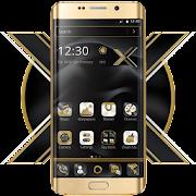 App Black Gold X Launcher APK for Windows Phone