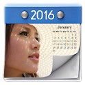Calender Photo Frame 2016 icon