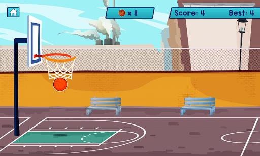 玩體育競技App|街头篮球投篮免費|APP試玩