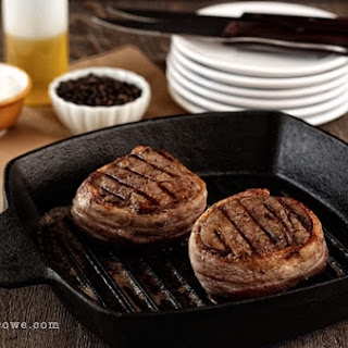 Bacon-Wrapped Filet.