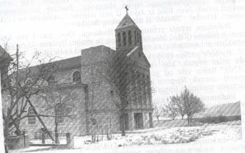 Photo: Radovi na današnjoj župnoj Crkvi