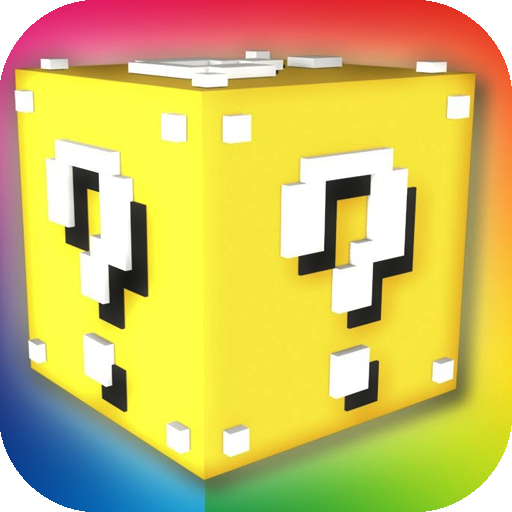 free lucky block download mod