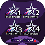 Star Sports Live Cricket Matches icon