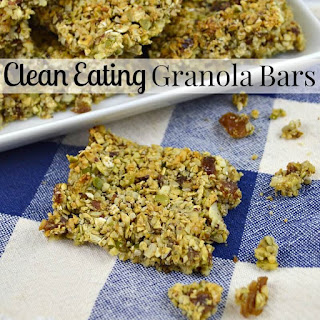 Egg White Granola Bar Recipes.