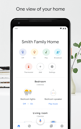 Google Home 2.8.15.6 screenshots 1