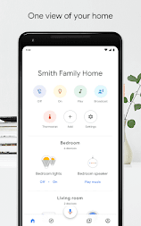 Google Home APK screenshot thumbnail 1