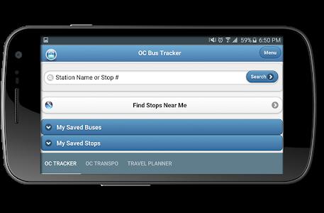 Ottawa OC Transpo Tracker screenshot 4