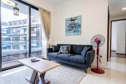 Pasir Ris Apartments, Changi