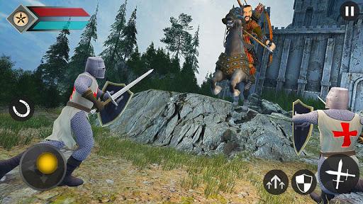 Ertuu011frul Gazi Game 2020:Real Mount & Blade Fight 1.0.7 screenshots 5